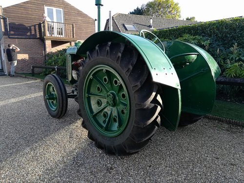 1940 Fordson Tractor Standard N - Restored a few years ago - SOLD   Car And  Classic
