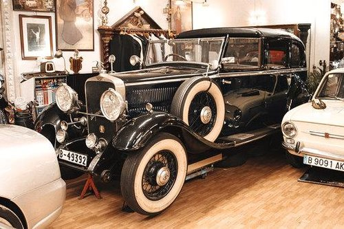 1934 Hispano suiza t60 copupe de ville For Sale (picture 2 of 6)