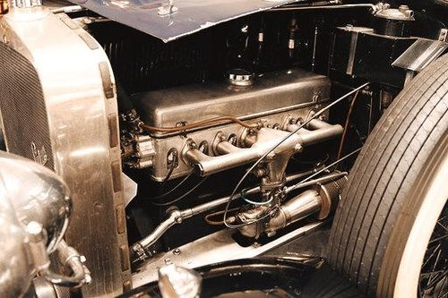 1934 Hispano suiza t60 copupe de ville For Sale (picture 3 of 6)