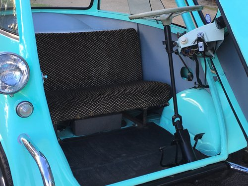 1960 BMW Isetta UK CAR - Lots of History  SOLD (picture 5 of 6)