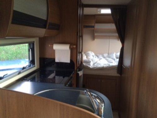 Autotrail Apache 2012 For Sale (picture 5 of 5)