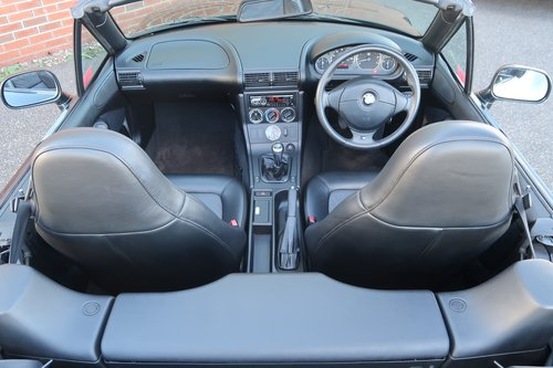 2000 BMW Z3 2.0 2dr Roadster Low Mileage  SOLD (picture 5 of 6)