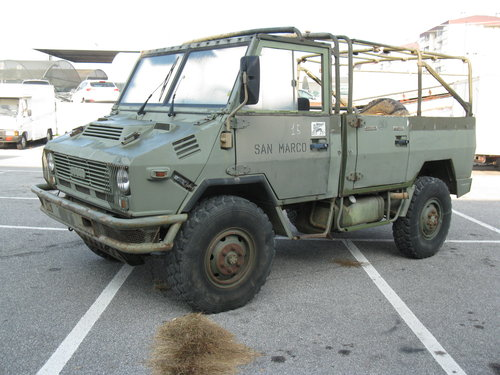 0161 Iveco VM 90 4x4 Turbodiesel For Sale | Car And Classic