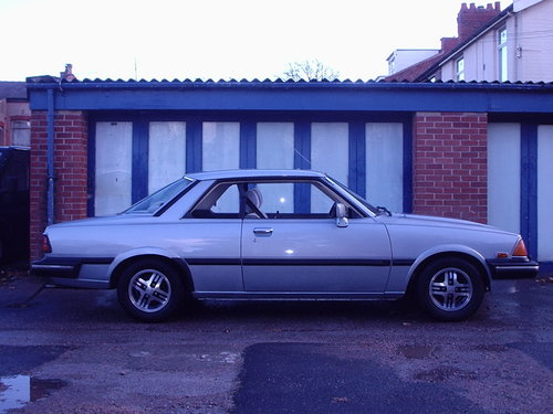 1982 MAZDA 626 2.0 PILLARLESS COUPE, PETROL SOLD (picture 1 of 6)