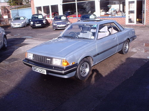 1982 MAZDA 626 2.0 PILLARLESS COUPE, PETROL SOLD (picture 3 of 6)