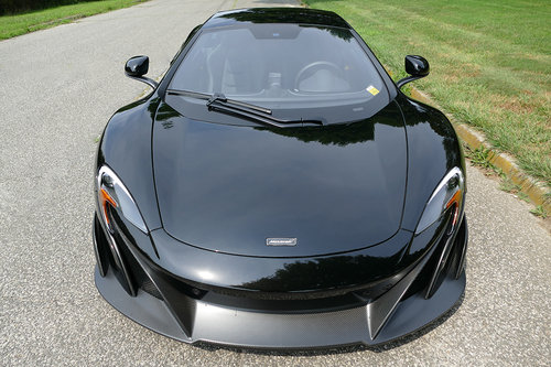 2016 McLaren 675LT with only 1358 miles For Sale (picture 1 of 6)