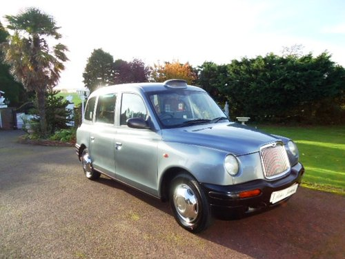 London Taxi TX2 2004 For Sale (picture 1 of 6)