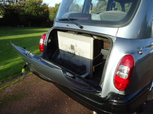 London Taxi TX2 2004 For Sale (picture 4 of 6)