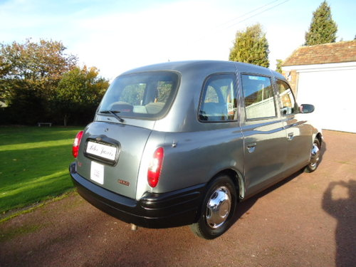 London Taxi TX2 2004 For Sale (picture 6 of 6)