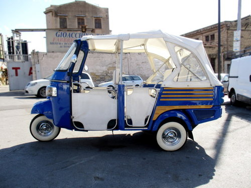 PIAGGIO APE 'GIG' 400CC NR. 352 (2007) For Sale (picture 2 of 6)