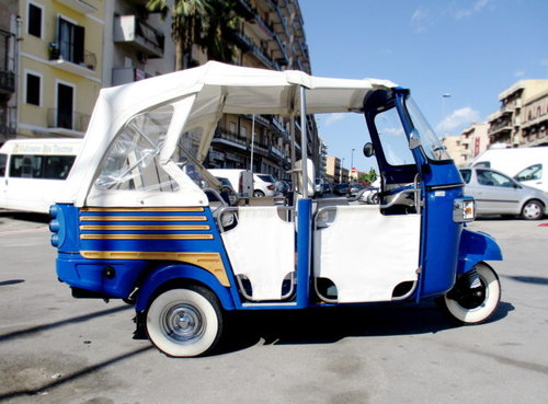 PIAGGIO APE 'GIG' 400CC NR. 352 (2007) For Sale (picture 3 of 6)