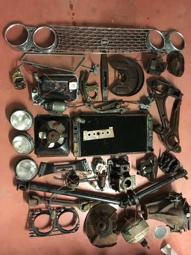 lot parts DINO For Sale (picture 1 of 6)