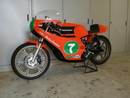 Aermacchi Harley Davidson RR 250 Year 1974 For Sale | Car And Classic