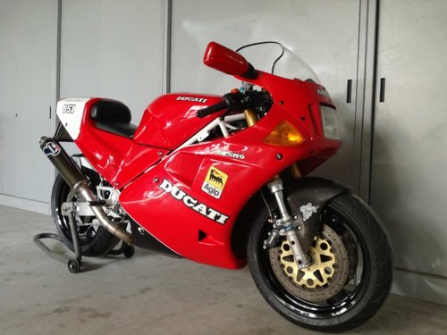 Ducati 851 SP3 Year 1991 For Sale (picture 5 of 6)