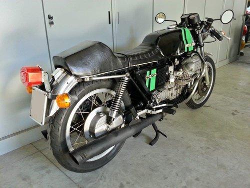 1975 Moto Guzzi V7 750 S3 For Sale (picture 4 of 6)
