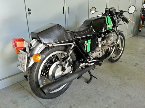 1975 Moto Guzzi V7 750 S3 For Sale (picture 5 of 6)