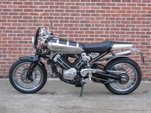 2018 Brough Superior SS100 - Ex Demo  For Sale (picture 4 of 6)