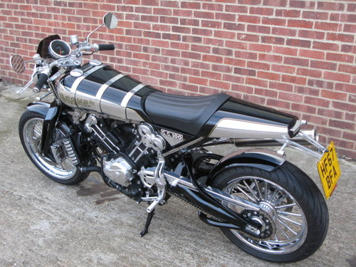 2018 Brough Superior SS100 - Ex Demo  For Sale (picture 5 of 6)