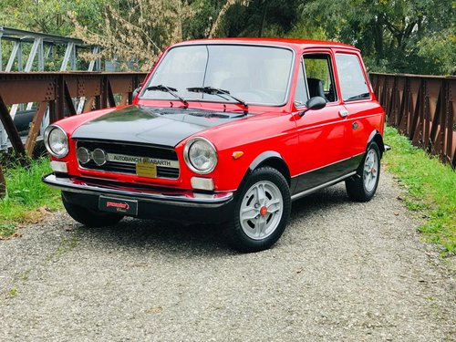 1972 Autobianchi A112 Abarth 58HP For Sale (picture 1 of 6)