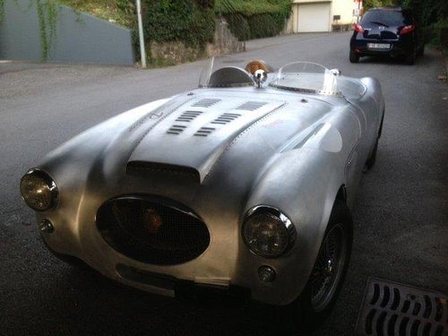 Austin Healey with fantastic, hand made alluminum body SOLD (picture 5 of 6)