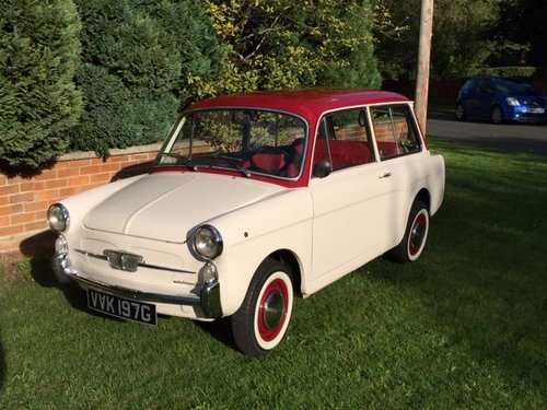 1969 Autobianchi Bianchina For Sale (picture 1 of 6)