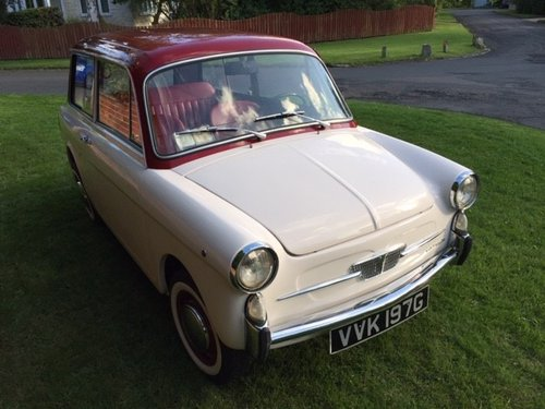 1969 Autobianchi Bianchina For Sale (picture 3 of 6)