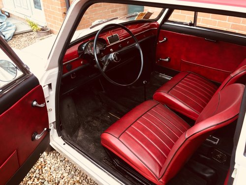 1969 Autobianchi Bianchina For Sale (picture 4 of 6)