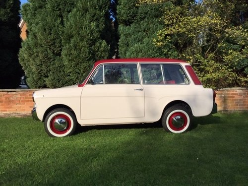 1969 Autobianchi Bianchina For Sale (picture 6 of 6)