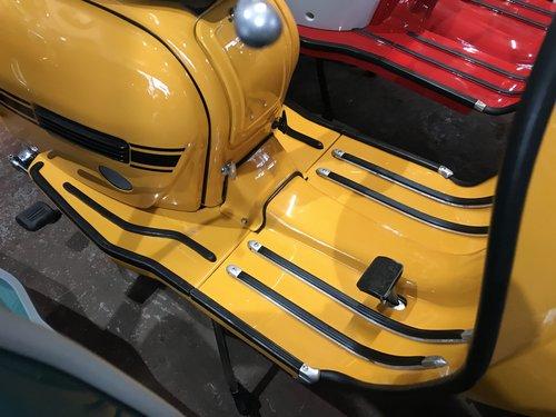 1976 Lambretta gp125 orche yellow  For Sale (picture 3 of 6)
