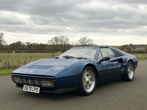 1988 Ferrari 328 GTS SOLD (picture 1 of 6)