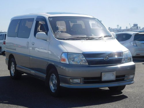 2001 Toyota Granvia Q - Twin Side Doors, Ultra Low Mileage SOLD (picture 3 of 6)