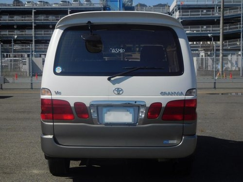 2001 Toyota Granvia Q - Twin Side Doors, Ultra Low Mileage SOLD (picture 5 of 6)