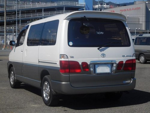 2001 Toyota Granvia Q - Twin Side Doors, Ultra Low Mileage SOLD (picture 6 of 6)