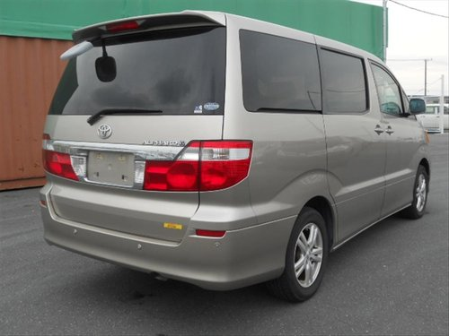 2003 Toyota Alphard AX L Edition **Low mileage* SOLD (picture 2 of 6)