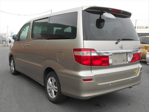 2003 Toyota Alphard AX L Edition **Low mileage* SOLD (picture 3 of 6)