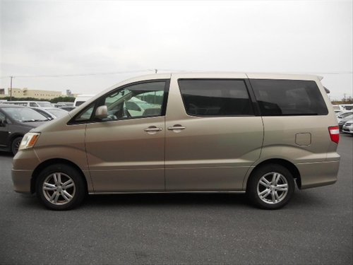 2003 Toyota Alphard AX L Edition **Low mileage* SOLD (picture 4 of 6)