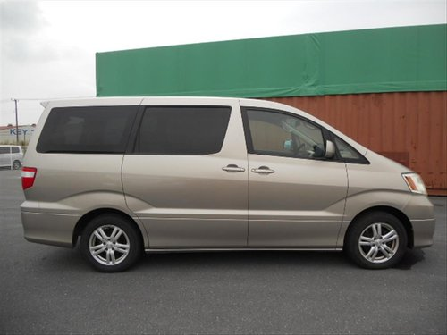 2003 Toyota Alphard AX L Edition **Low mileage* SOLD (picture 5 of 6)