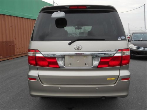 2003 Toyota Alphard AX L Edition **Low mileage* SOLD (picture 6 of 6)