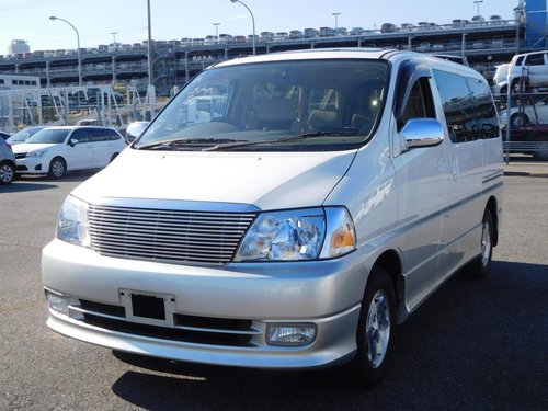 2000 Toyota Granvia G Cruising Selection - Ultra Low Mileage SOLD (picture 1 of 6)