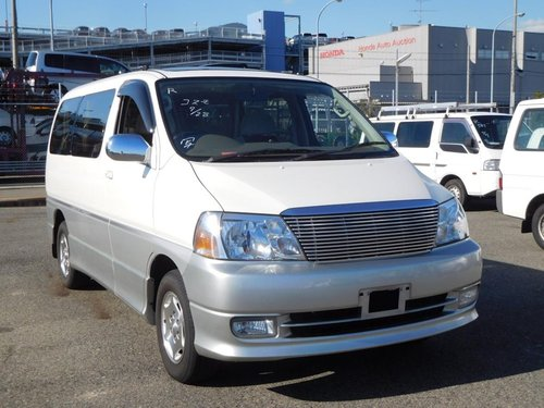 2000 Toyota Granvia G Cruising Selection - Ultra Low Mileage SOLD (picture 3 of 6)