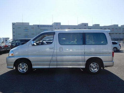 2000 Toyota Granvia G Cruising Selection - Ultra Low Mileage SOLD (picture 5 of 6)