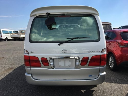 2000 Toyota Granvia G Cruising Selection - Ultra Low Mileage SOLD (picture 6 of 6)