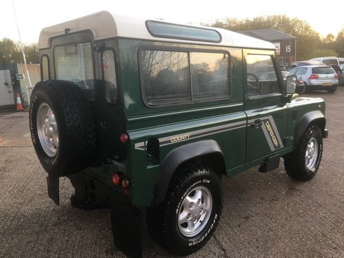 LAND ROVER 90 TD5 GENUINE STATION WAGON For Sale (picture 3 of 6)