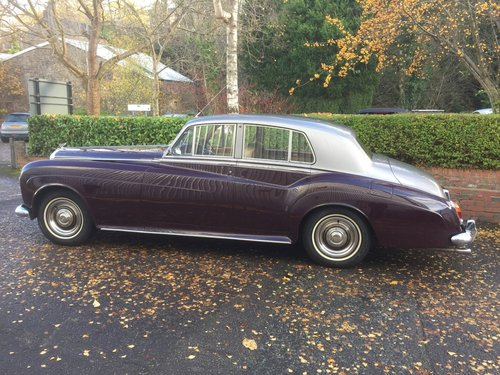 1965 Bentley S3 Saloon. SOLD (picture 2 of 6)