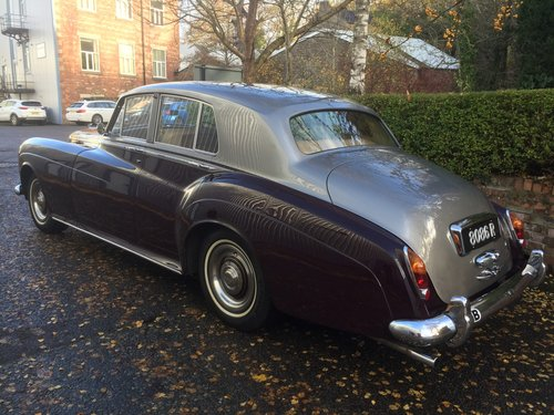 1965 Bentley S3 Saloon. SOLD (picture 3 of 6)