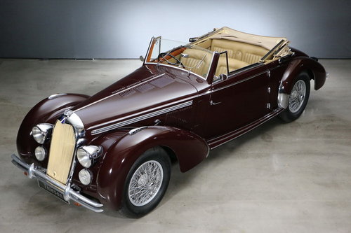 1947 Talbot-Lago T26 Record Cabriolet For Sale (picture 1 of 6)