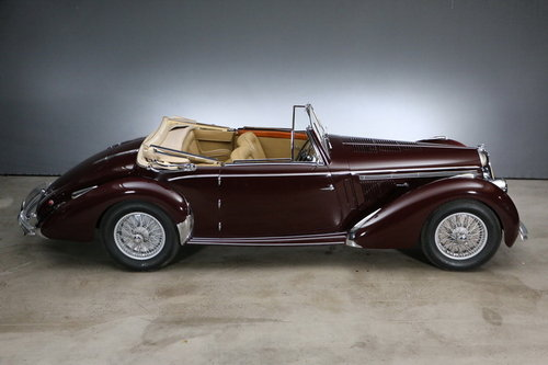 1947 Talbot-Lago T26 Record Cabriolet For Sale (picture 2 of 6)