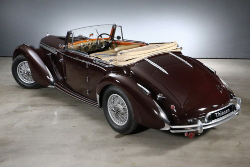 1947 Talbot-Lago T26 Record Cabriolet For Sale (picture 3 of 6)