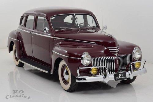 1941 Desoto 2D Sedan Deluxe Suicide Doors For Sale (picture 2 of 6)