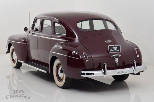 1941 Desoto 2D Sedan Deluxe Suicide Doors For Sale (picture 3 of 6)